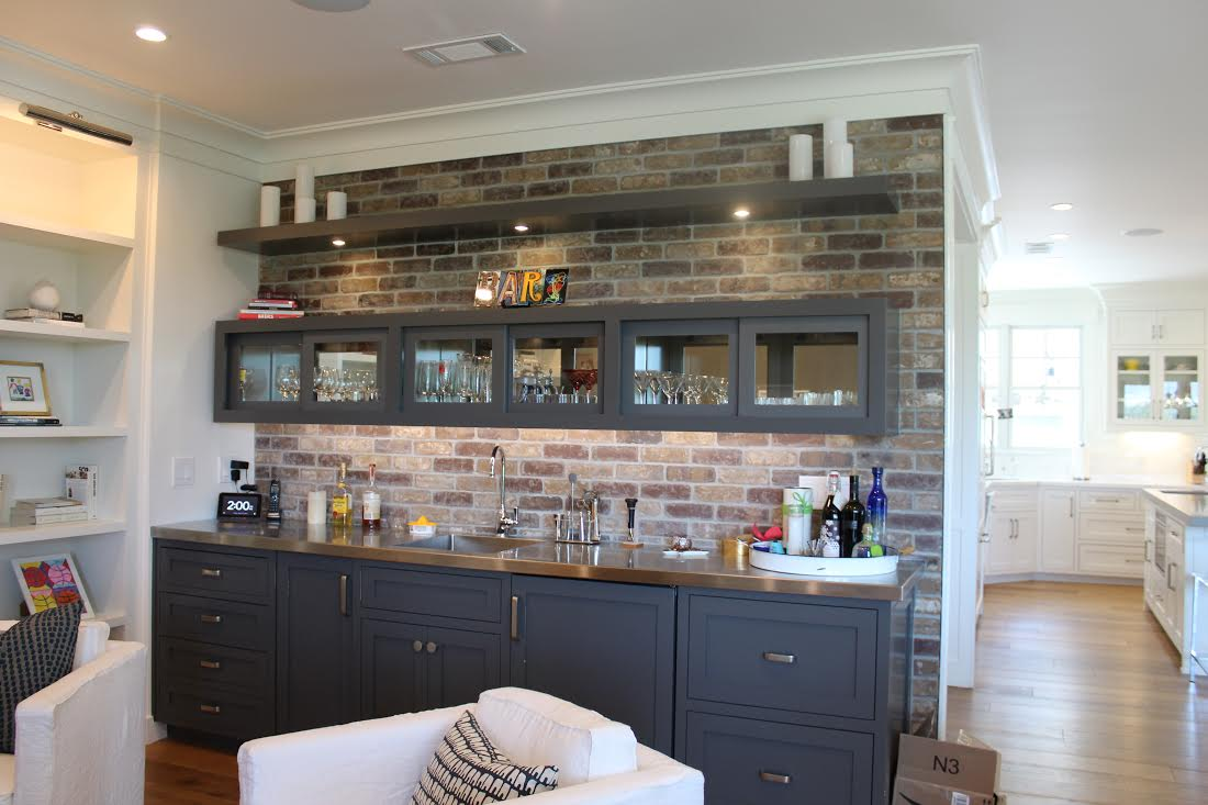 White house living wet bar legacy renovations inc Wet bar images